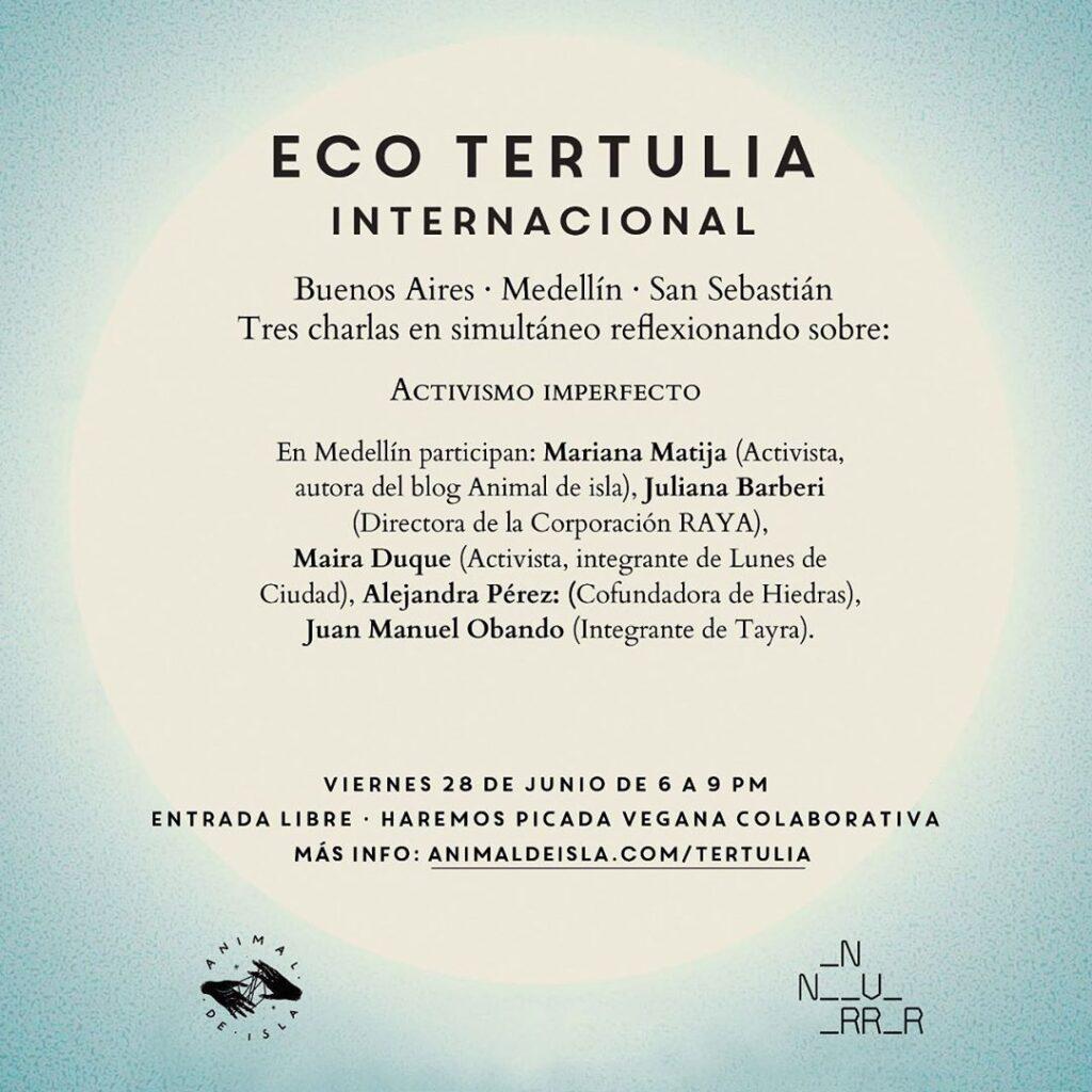 Eco-tertulia