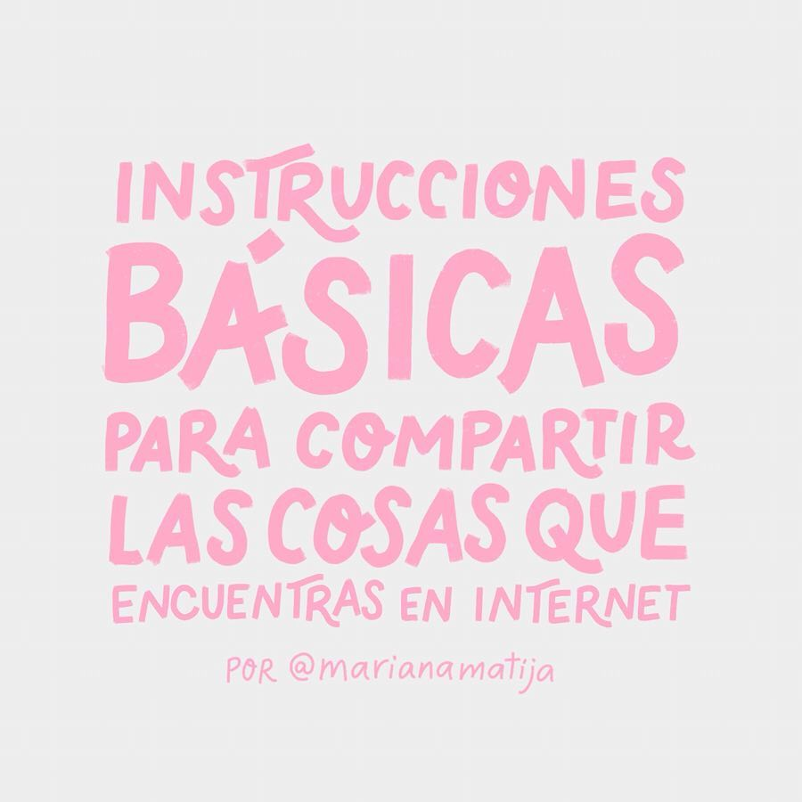 Instrucciones básicas internet
