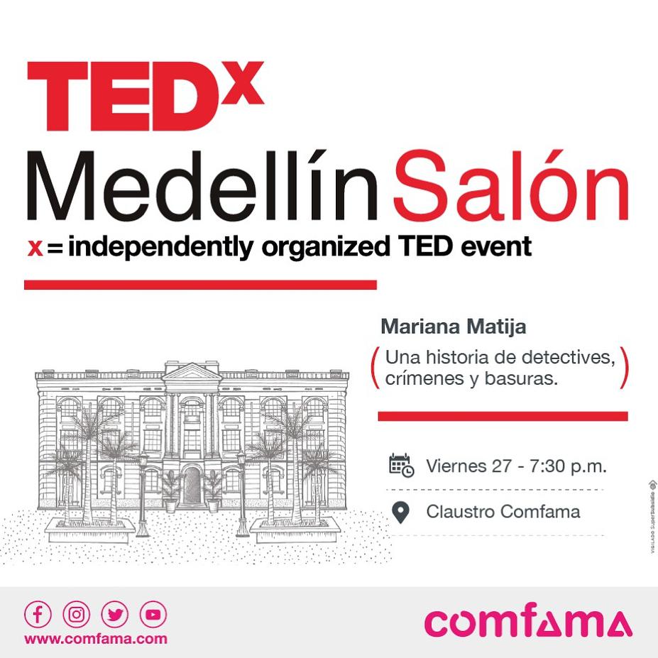 TEDx Salón